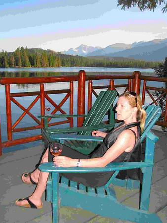 Rockies Trip w Mary & Renald - Aug '09