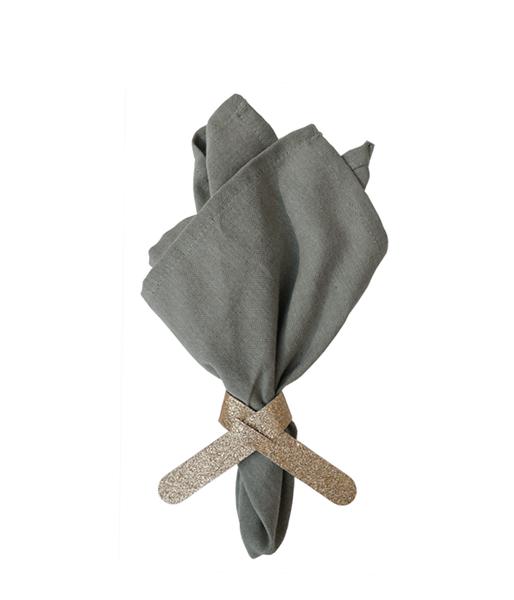DD.85.19.1 gold glitter napkin holder olive napkin.png