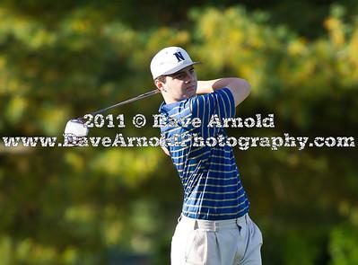 10/11/2011 - Varsity Golf - Weymouth vs Needham