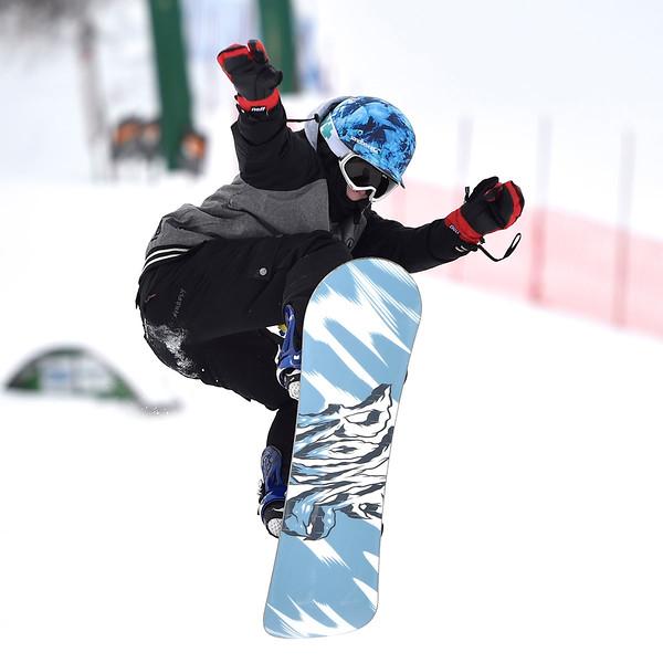 Trinity Class Ski Trip