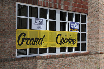 ETSU at Kingsport Downtown Grand Opening