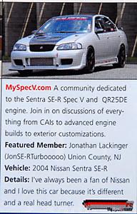 Nissan Sport Magazine - Summer 2008
