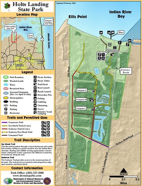 Holt's Landing State Park