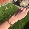 Vintage Yellow Gold Bracelet, 18kt 2