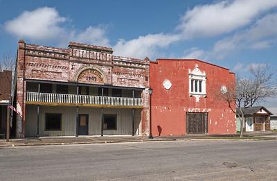 Feb 11 - Refugio to Goliad