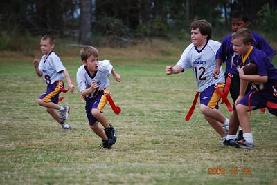 Flag Football 10/24/2009