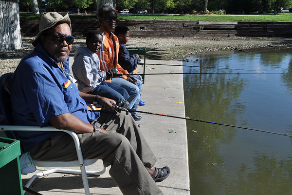 Seniors Fishing Derby