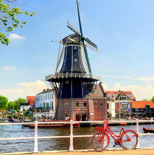 De Adriaan Windmill - Haarlem
