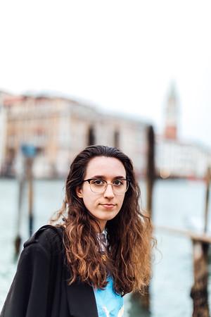 Riley | Venice, Italy Portraits