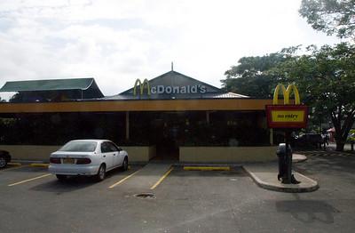 McDonalds Suva Fiji