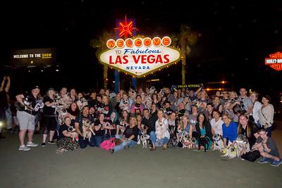 2018 Pugs Take Vegas GROUP PHOTO