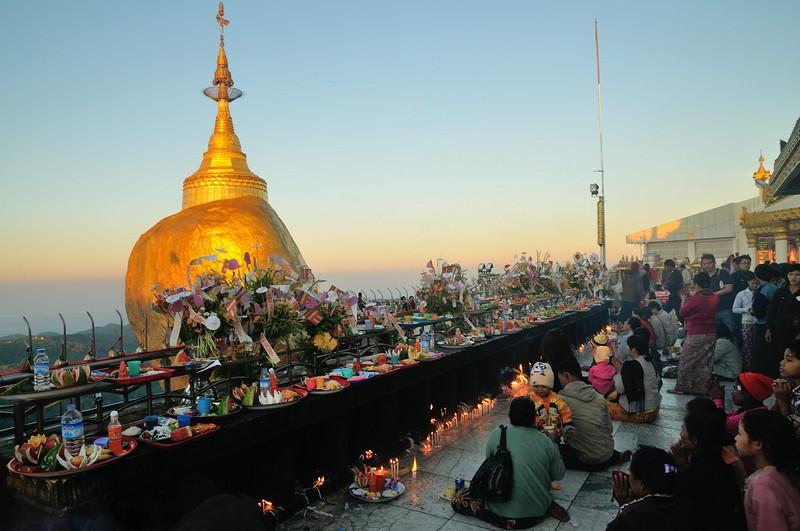 Southeast Asia adventures Myanmar