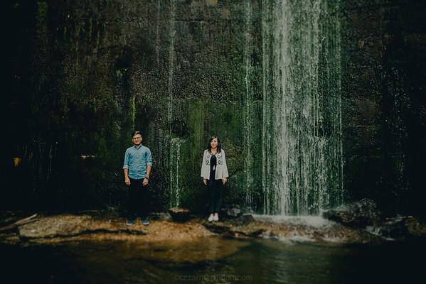 Bogdan si Mihaela - Sedinta foto Valea lui Stan