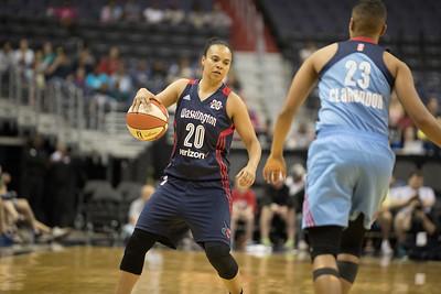Washington Mystics (women's pro basketball) [ 2017 ]