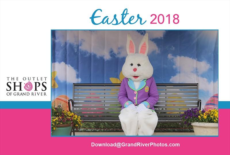OSGR Easter  Bunny 2018