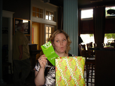 My Birthday(s) - May 2008