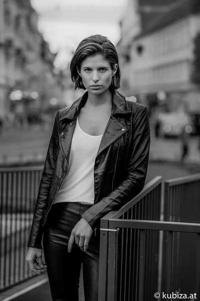 Martina L. - Street Casting 19.11.2015