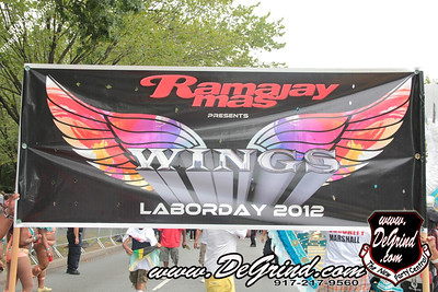 "RAMAJAY MAS ON DE PARKWAY ""WINGS"" BAND ON THE YEAR"