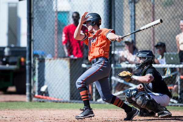 Oxy Baseball vs Bowdoin (03-16-2019)