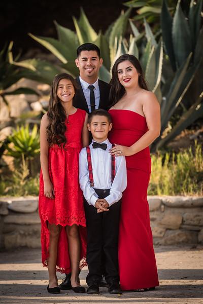 jay and Aley family pics 2018