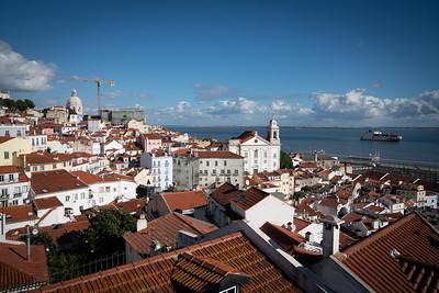 Lisbon, Portugal 11/23/2018 - 11/25/2018