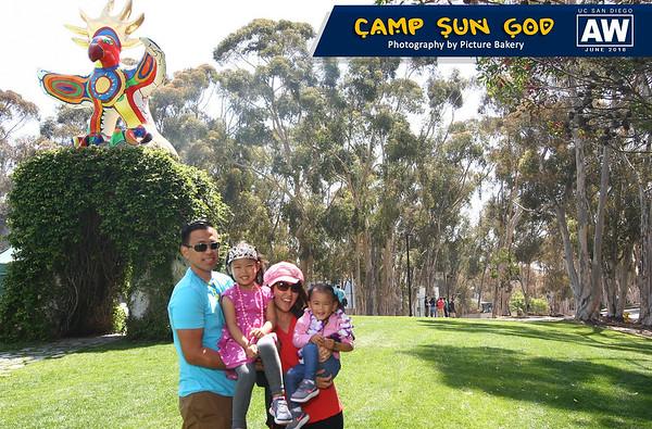 UC San Diego Alumni - Camp Sungod 2018