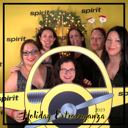 SPIRIT FLL HOLIDAY EXTRAVAGANZA - SOCIAL BOOTH
