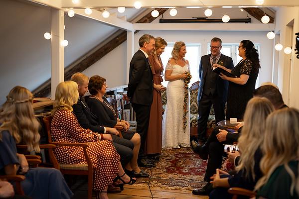 Bryllup Monica og Lars Gunnar