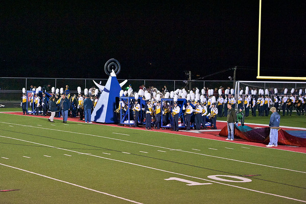 10.22.11 - Norwin HS Marching Band @ West Allegheny HS Cavalcade