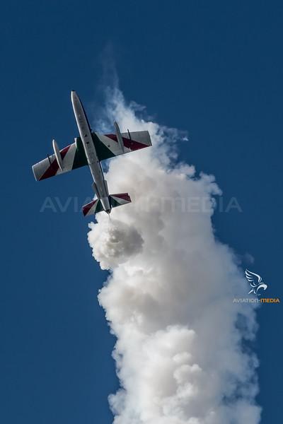 A.M.I. 313 Grupo / Aermacchi MB-339PAN / Frecce Tricolori