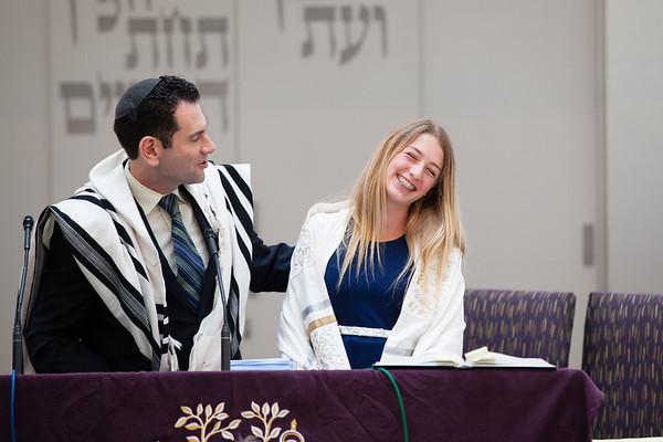 bat mitzvah service  | rothbard