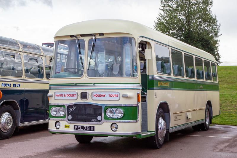1966 Bristol MW6G ECW C39F