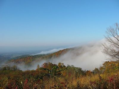 Shenandoah Mountains 2004