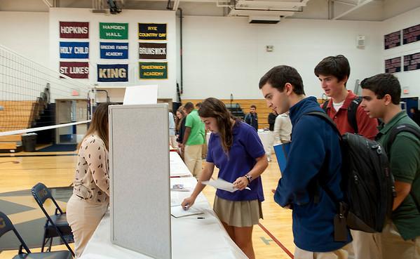 2012 US Volunteer Fair