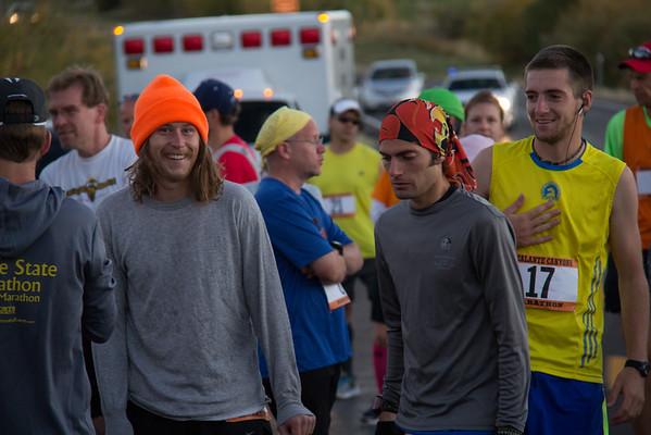 Escalante Canyons Marathon 2014