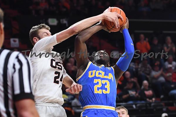 Oregon State vs. UCLA Mens Basketball