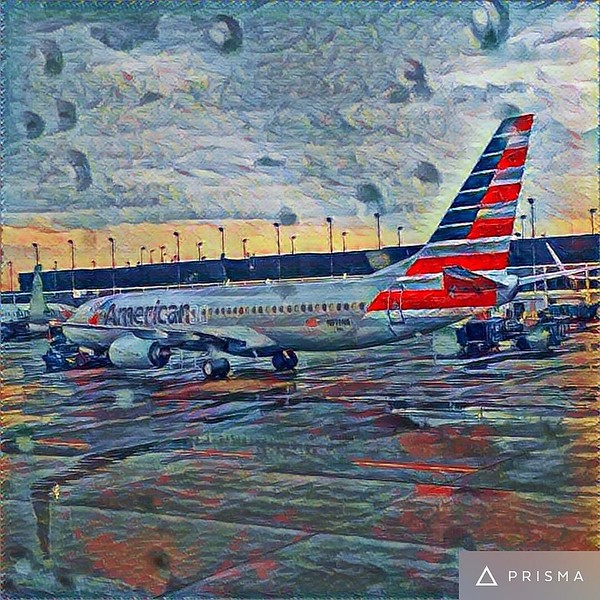 Let's go to Atlanta for the day @americanair !
