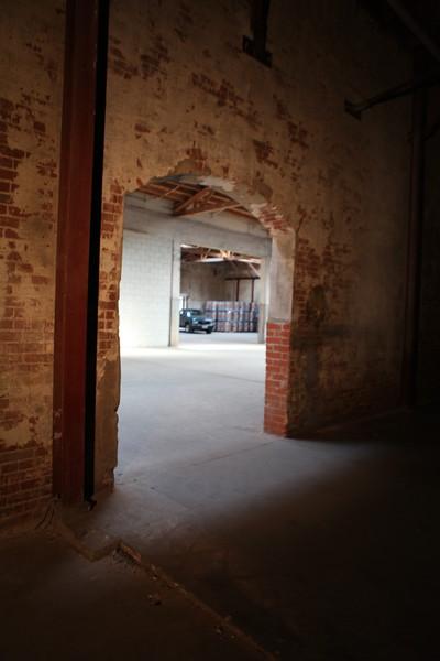 2011, Brick Archway