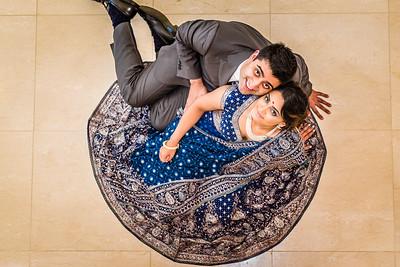 Gor Dhana and Kachi Misri Engagement