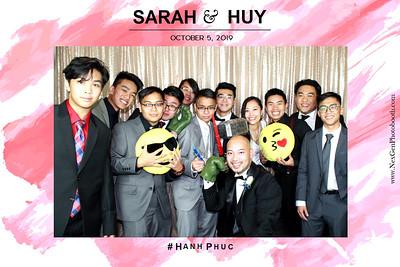 Huy & Sarah's Wedding 10/5/19