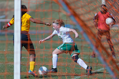 2019-04-03 | CDMS Girls Soccer | Central Dauphin @ Milton Hershey