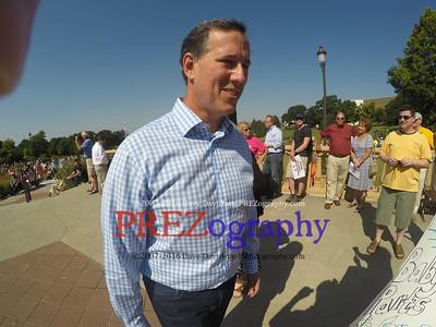 Rick Santorum Pro Life Rally 8-15-15