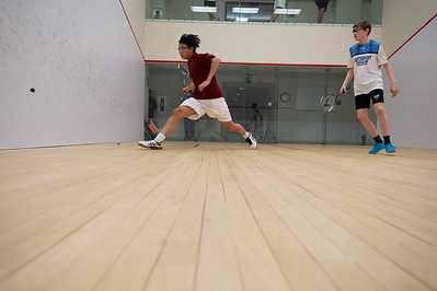 1/29/20: Boys' Thirds Squash v Canterbury
