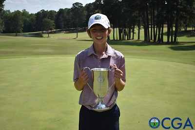 23rd NC Junior Boys' 13-Under Championship
