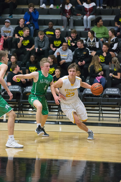 GHS Boys Sophomore vs Alleman Feb 12, 2018