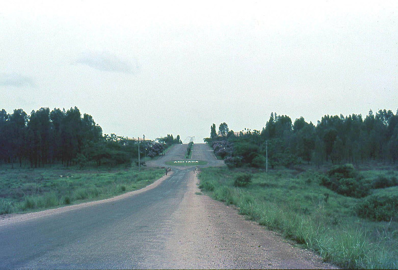 Chegada, Andrada