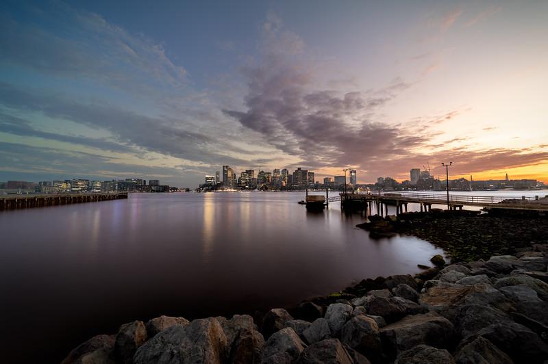 Portside Sunset