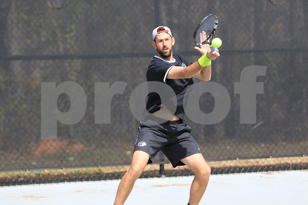 2018 Georgia Gwinnett College Tennis vs. Lynn
