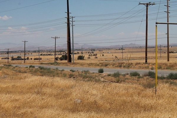 STREETS IN PALMDALE/LANCASTER