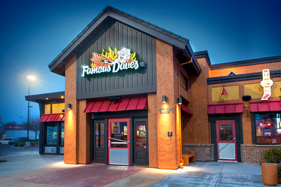 Famous Dave's - Salinas